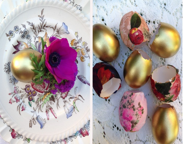DIY Egg Decoration Ideas