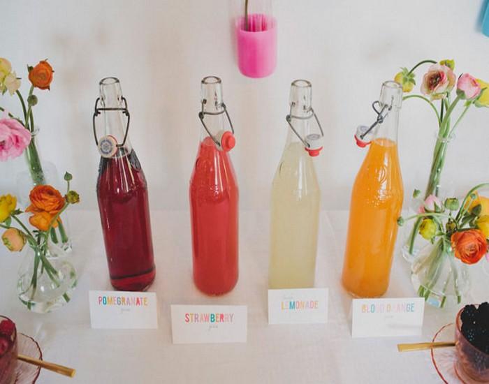 DIY Mimosa Home Decor Idea