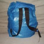 DIY Recycled Bag Backpack