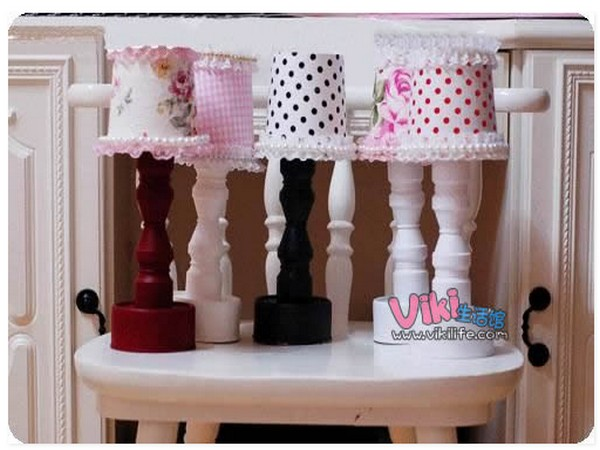 DIY Table Lamp Designs