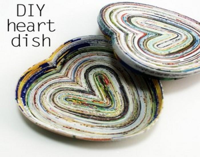 Heart Dish Designs