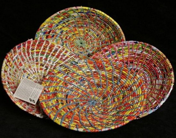 Plastic Coaster Crafts