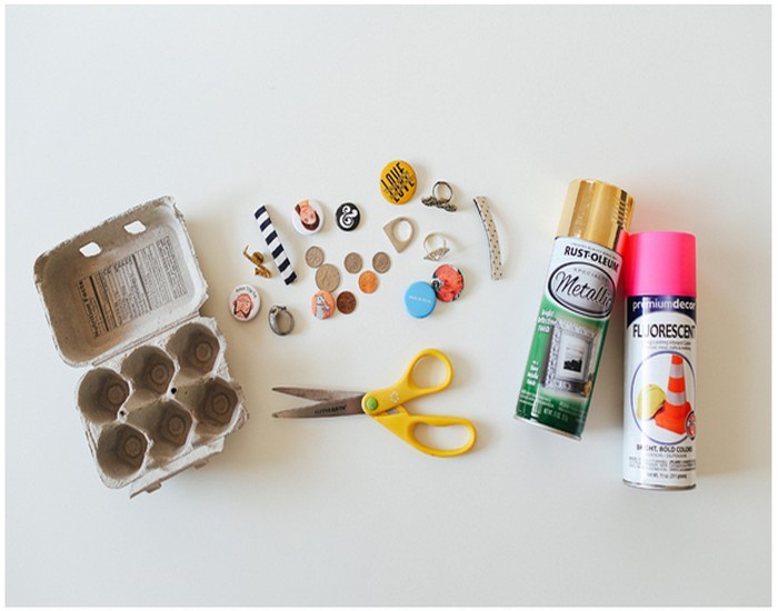 Uses for Recycled Egg Carton