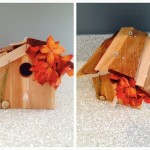 Bird House Made from Wood Ideas