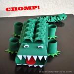 DIY Alligator Idea