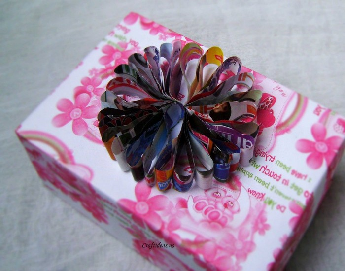 DIY Recycled Papers Designs