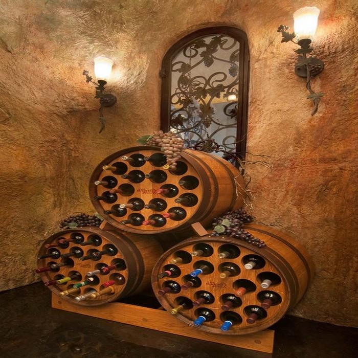 DIY Wine Barrels Designs
