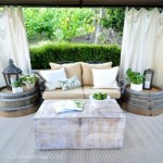 DIY Wine Barrels Home Decor