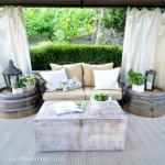 DIY Wine Barrels Home Decor