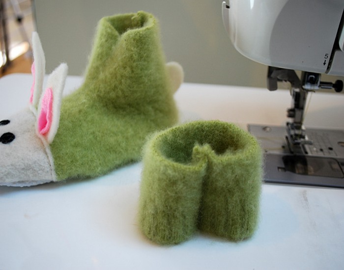 Kids Slippers Pattern Ideas