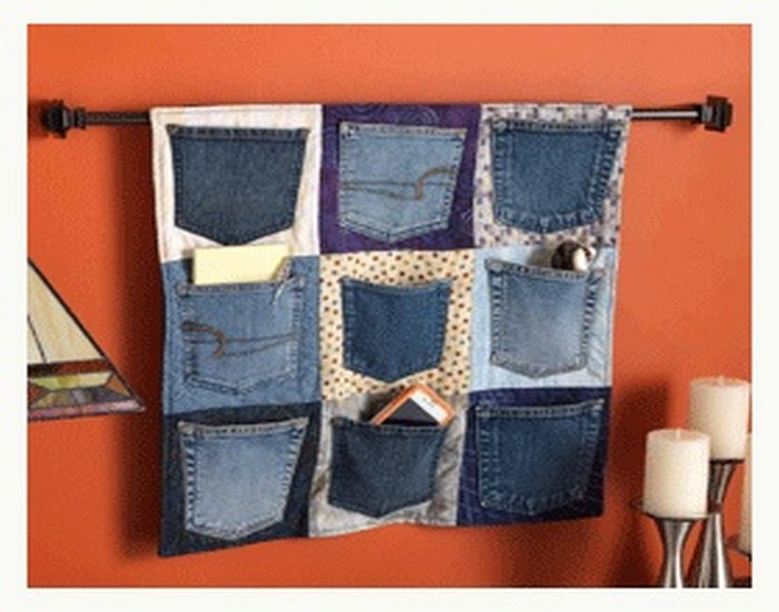 Old Jeans Crafts