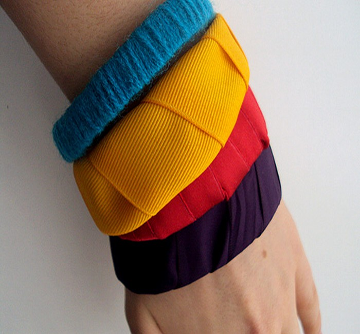 Recycled Beautiful Bracelets Designs