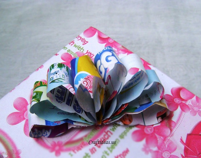 Recycled Paper Ideas