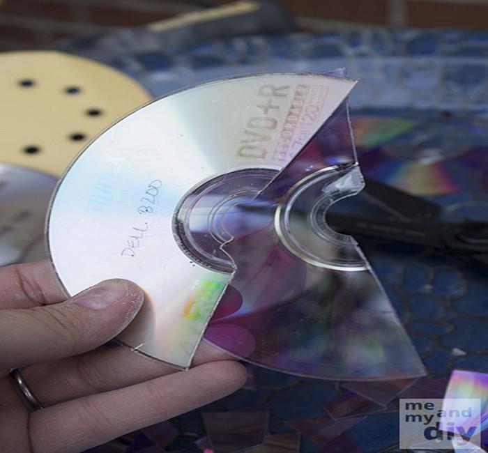 Reuse DVDs