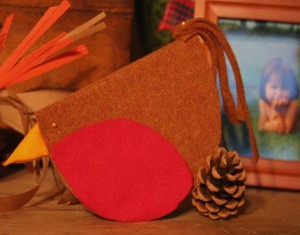 Make a Beautiful Rocking Birds with Waste Card Boxes