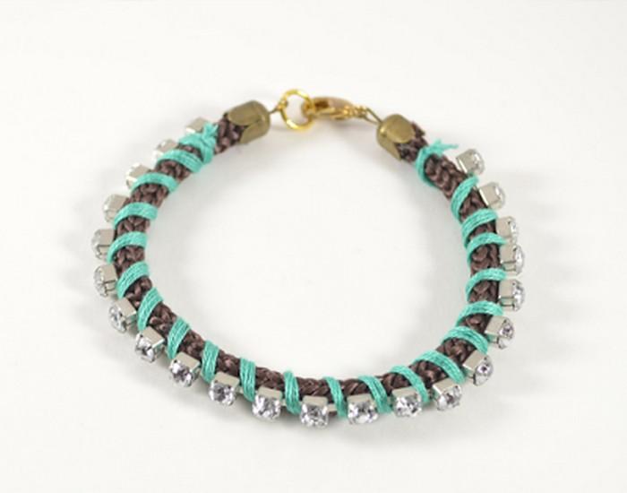 Unique Idea Wrapped Bracelet