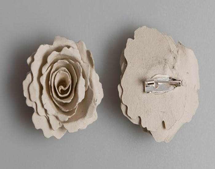 DIY Beautiful Handmade Seeded Paper Flower