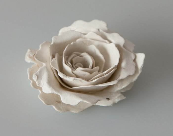 DIY Beautiful seeded paper flower
