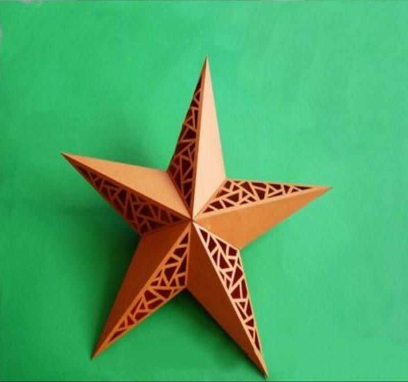 Paper Stars Crafts