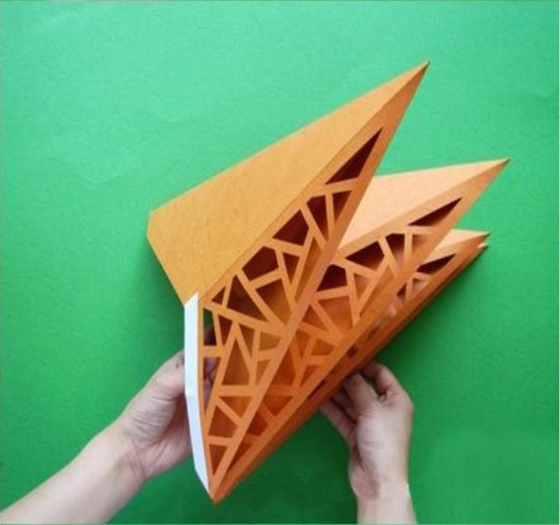 Paper Stars Handmade
