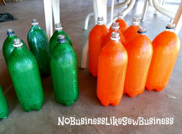 Recycled Bottles Ideas