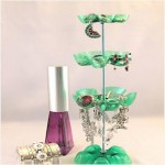 Using Recycled Plastic Bottles, Jewellery Organizers for Recycling Art