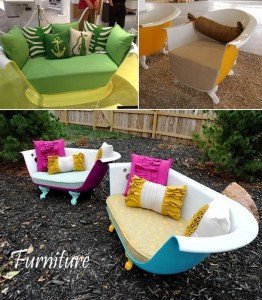 Bring Out your Creativity and Reuse Old Things in the House