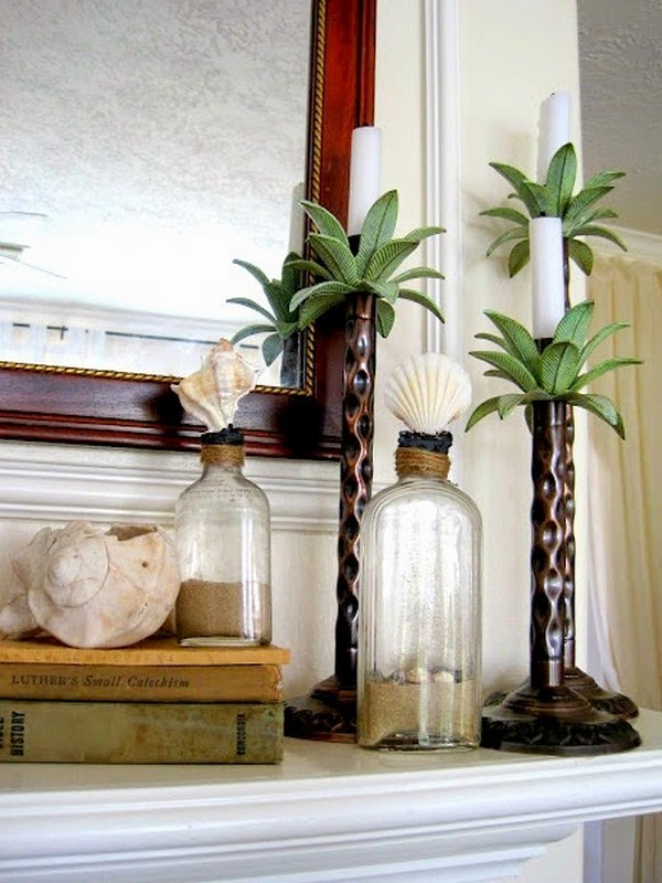Glass Bottles Recycling for Decorating