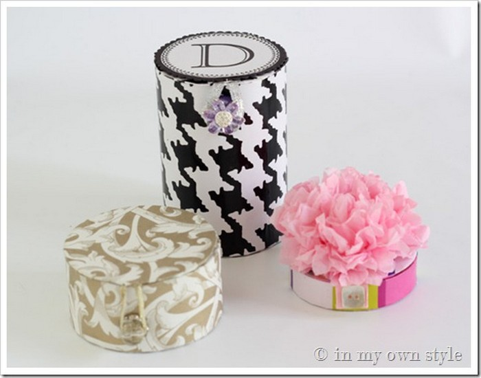 Monogram Beautiful Boxes
