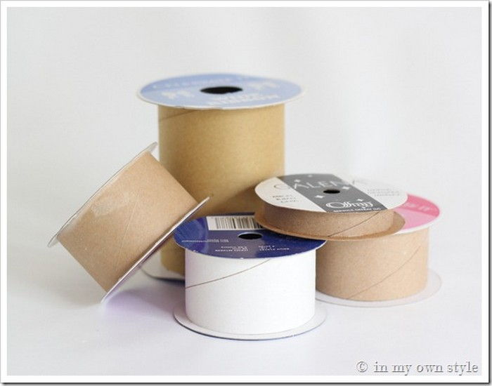 Old Ribbon Spools