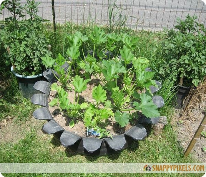Recycled Tires Crafts