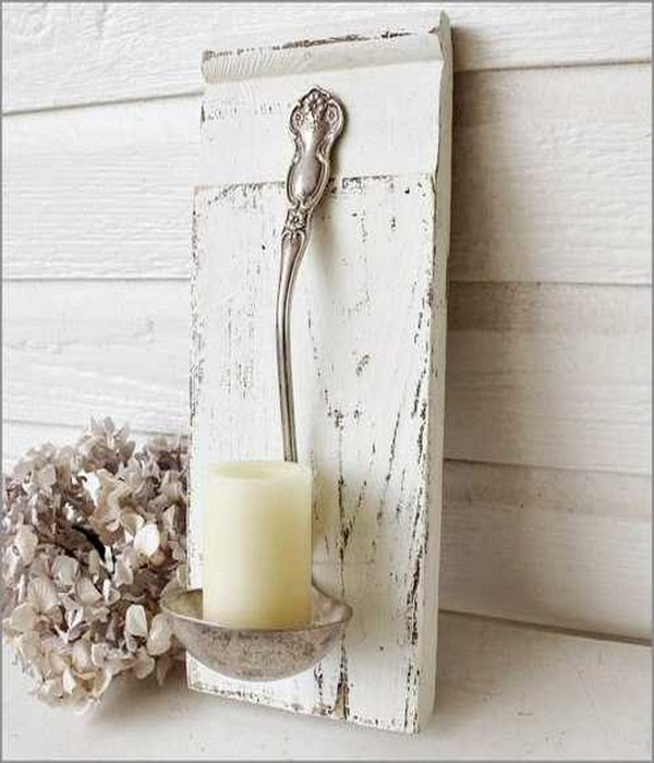DIY Reuse Handmade Decor Idea