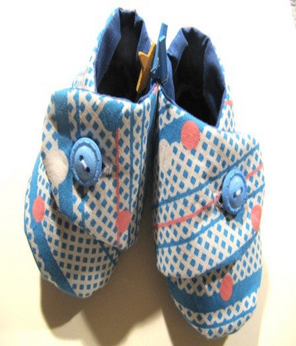 Recycled Fabrics Kids Shoes