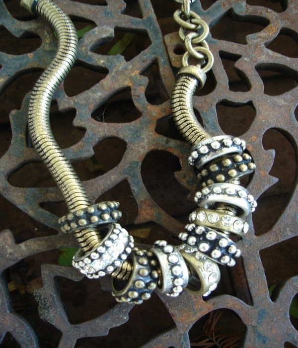 Recycled Metal Jewelry Chain