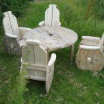 Recycled Wood Outdoor Furniture Ideas