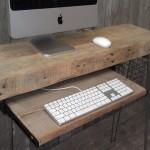 Reclaimed Wood Home Office Desks