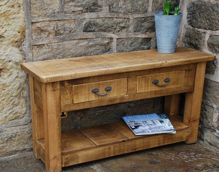 Upcycled Wooden Furniture Crafts  Recycled Things