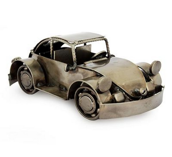 Recycle Auto Parts Toy Car