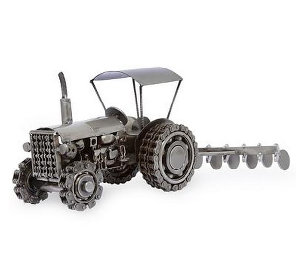 Upcycled Bike Parts Kids Toy Traktor