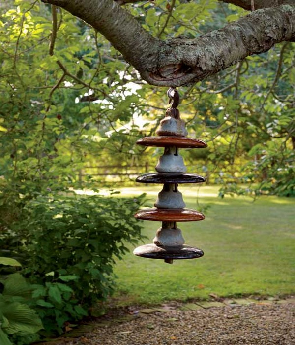 Garden Decor Ideas upcycled garden decor ideas | recycled things