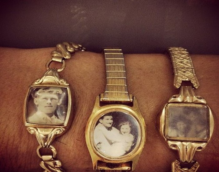 Upcycled Watches into Bracelate