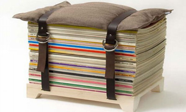 DIY Recycled Books
