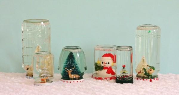 DIY Recycled Mason Jars