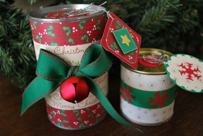 Diy creative decorations from recycled tin cans recycled for Tin can diy ideas