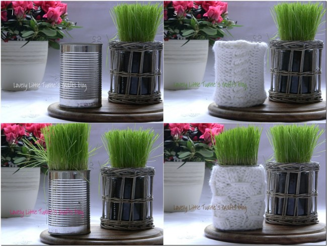 DIY Repurposed Tin Cans Awesome Decorations