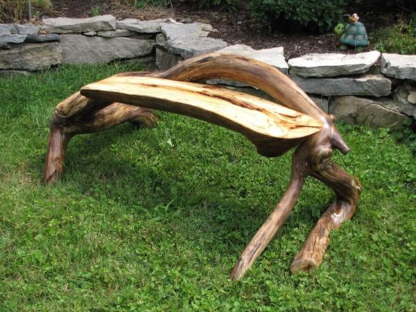 Driftwood Bench Furniture