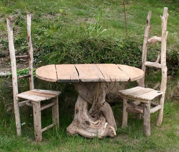 Driftwood Upcycle Furniture Art Recycled Things