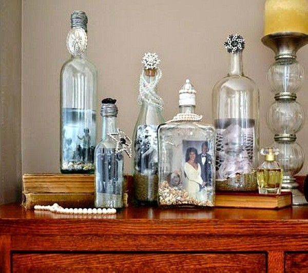 Recycled home decor ideas recycled things for Home decoration things