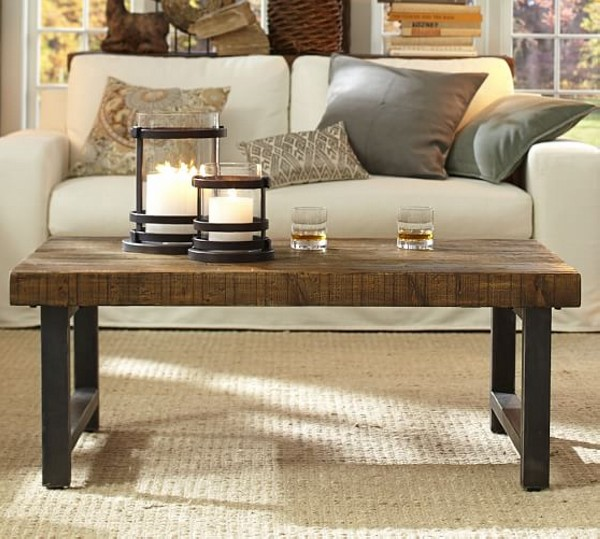 Reclaimed Wood Attractive Coffee Table
