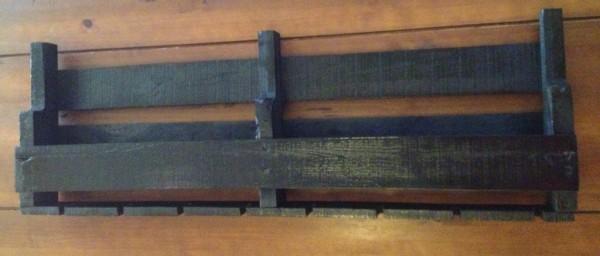 Reclaimed Wooden Pallet Wine Raack
